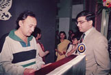 Victor Banerjee & Anand